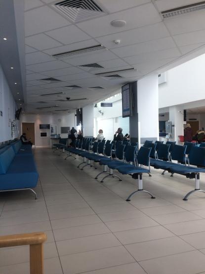 Wait area 1